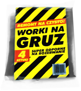 Worki do remontu 4 szt. (9911)